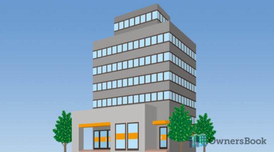 ow港区オフィス・商業素地第1号ファンド第1回 写真