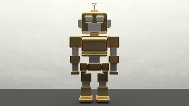 ロボット 人工知能
