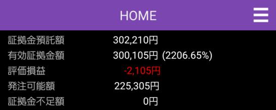トライオートFXの損益概要20181001-09