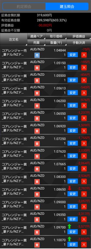 トライオートFX建玉照会20190210