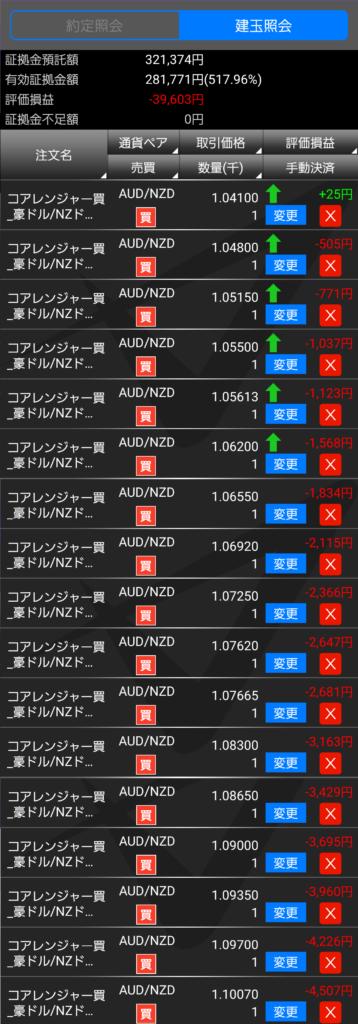 トライオートFX建玉照会2019-02-28
